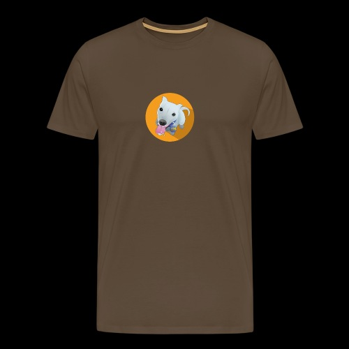 Computer figure 1024 - Men's Premium T-Shirt