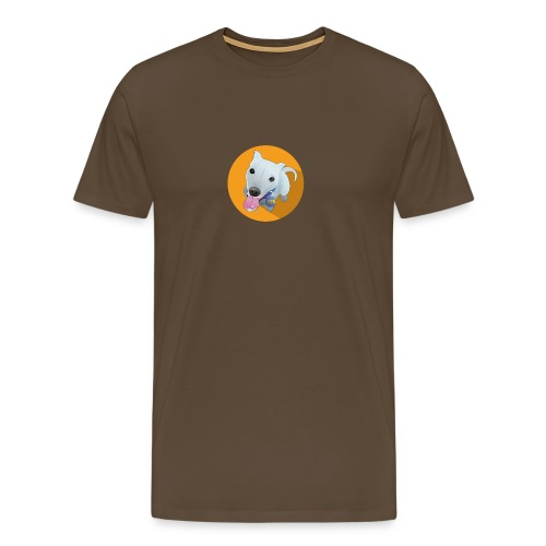 computerfiguur 1024 - Mannen Premium T-shirt