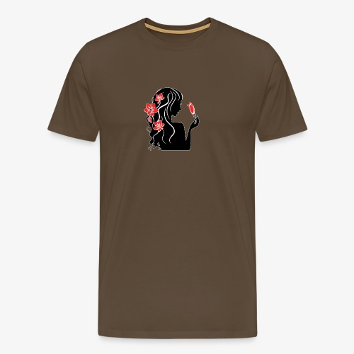 Silohuette - Men's Premium T-Shirt