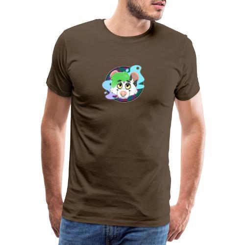 #420 - BLAZE IT (5) - Männer Premium T-Shirt