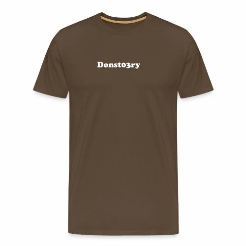 donst03ry name - Men's Premium T-Shirt