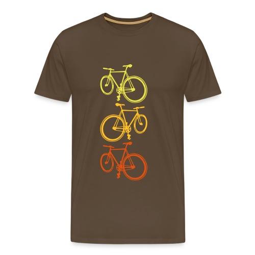 Fixie - Männer Premium T-Shirt