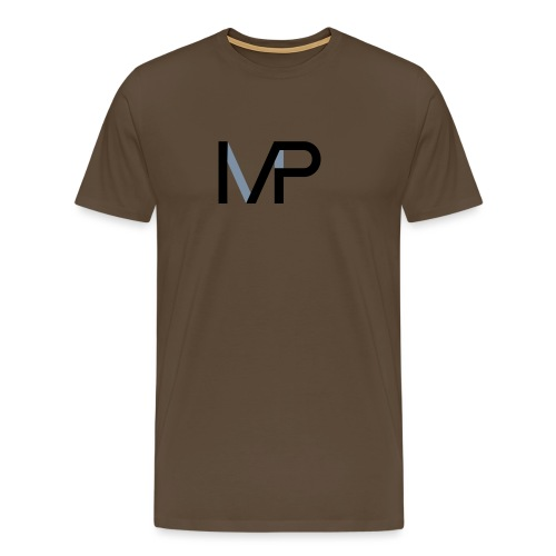MP Logo - Mannen Premium T-shirt
