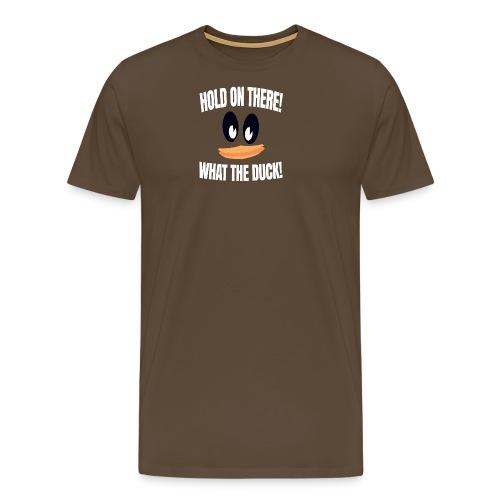 WhatTheDuck - Men's Premium T-Shirt