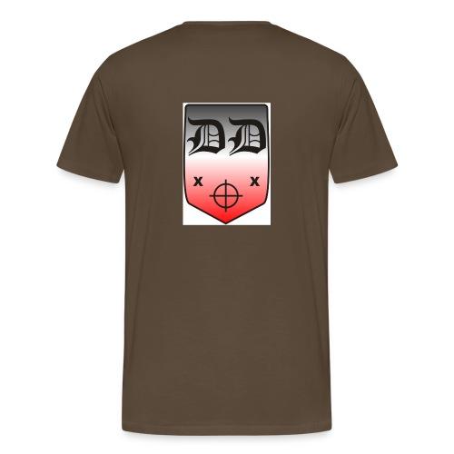 wappen gross - Männer Premium T-Shirt