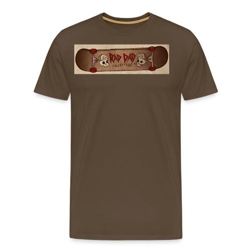 Clumsy Rad Dad - Men's Premium T-Shirt