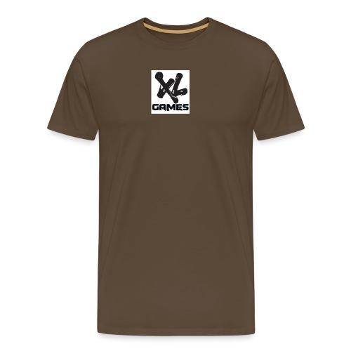 XLG BOOYALOGO2 - T-shirt Premium Homme