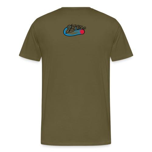 95ers logo neu - Männer Premium T-Shirt