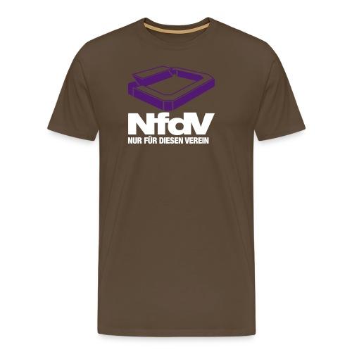 NfdV - Männer Premium T-Shirt