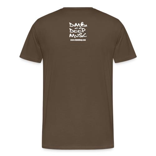 DIMBIQUAD - Men's Premium T-Shirt