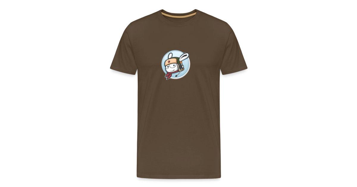 MIUI GERMANY SHIRT SHOP | miui button Premium T skjorte