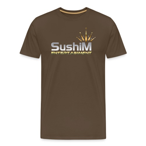 SushiM Logo Hi Res - Men's Premium T-Shirt