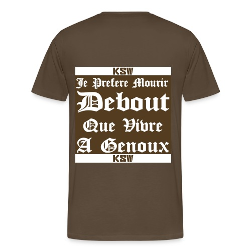je prefere - T-shirt Premium Homme