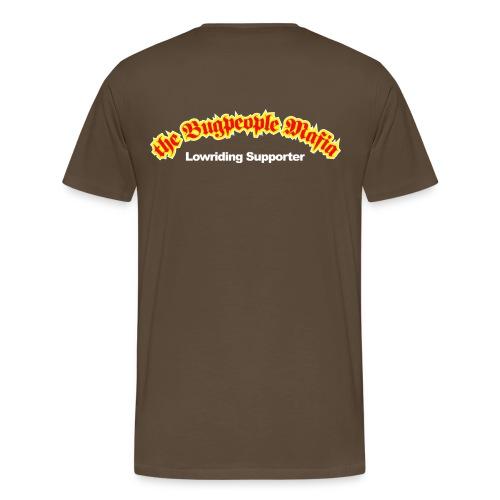 lowlog1png - Men's Premium T-Shirt
