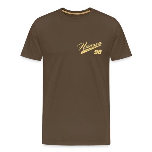 hansenvintage1 - Männer Premium T-Shirt