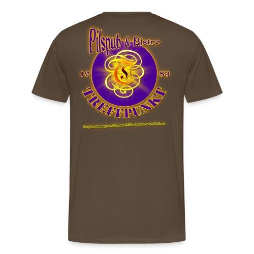 Pilspub & Bistro Treffp. - Männer Premium T-Shirt