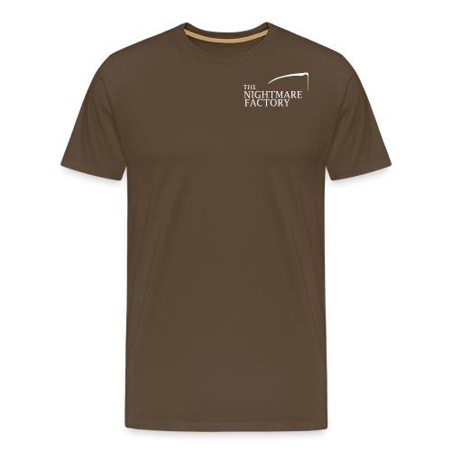 nightmare factory bianco png - Men's Premium T-Shirt
