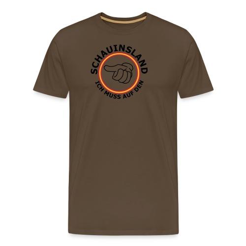daumen2 - Männer Premium T-Shirt