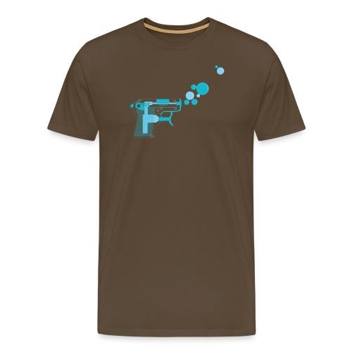 Squirt Gun no.1 - Männer Premium T-Shirt