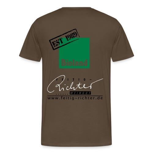 bioland 2012 v2 shirt - Männer Premium T-Shirt