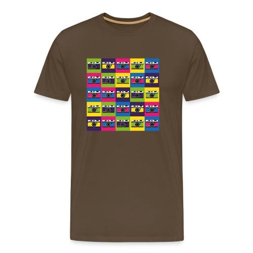 S33 Camera - Männer Premium T-Shirt