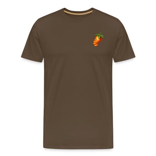 Sliced Sweaty Fruit - Men's Premium T-Shirt