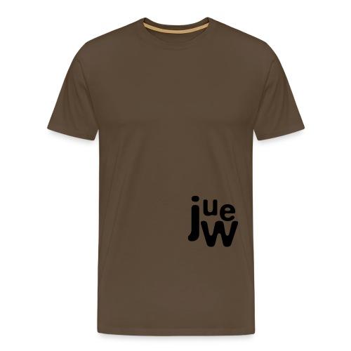 juweschriftzugpath - Männer Premium T-Shirt