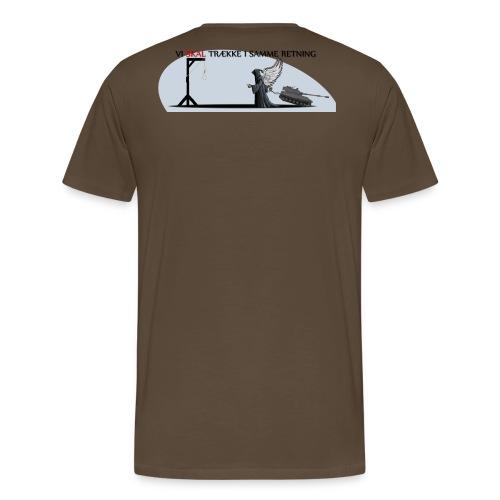 death angel uden bg png - Herre premium T-shirt