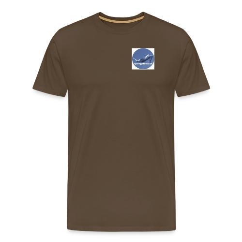 broestfoerslag - Premium-T-shirt herr