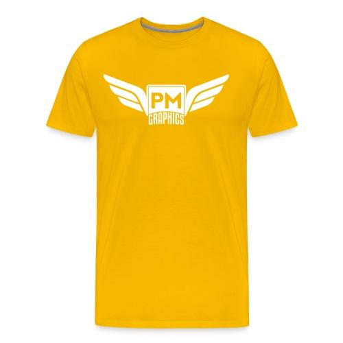 pm graphics 2017 small 2 - Männer Premium T-Shirt