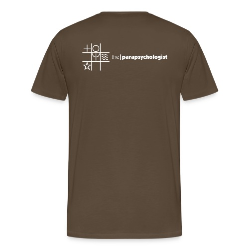 theParapsychologist Hoodie - Men's Premium T-Shirt