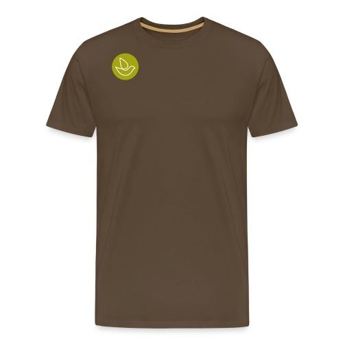SLCLogo Dove png - Men's Premium T-Shirt