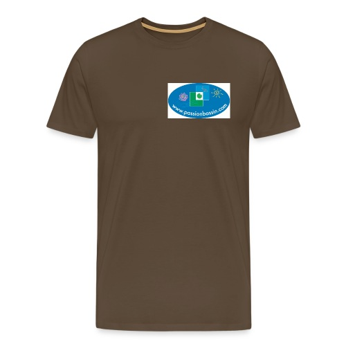 logoovale - T-shirt Premium Homme