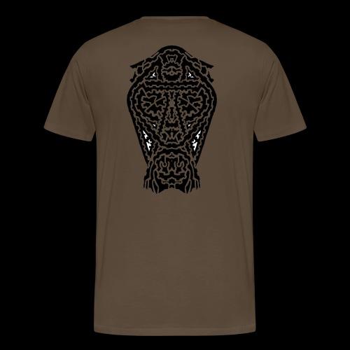 TAROT 5 NOIR - T-shirt Premium Homme