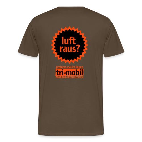 luftraus - Männer Premium T-Shirt