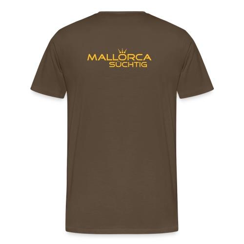 mallorcasuechtig - Männer Premium T-Shirt