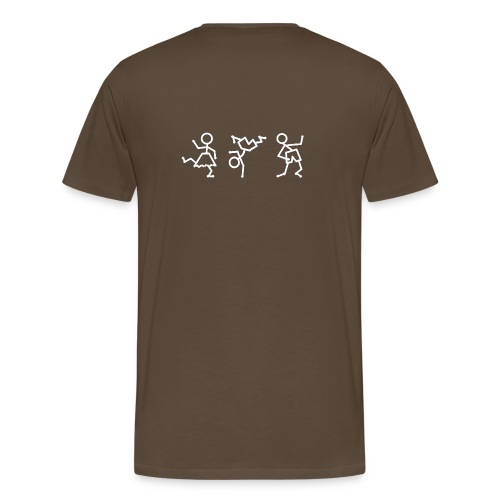 Mallorca Dance Camp - Männer Premium T-Shirt