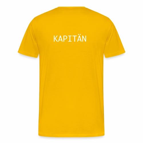 Kapitän Shirt - Männer Premium T-Shirt