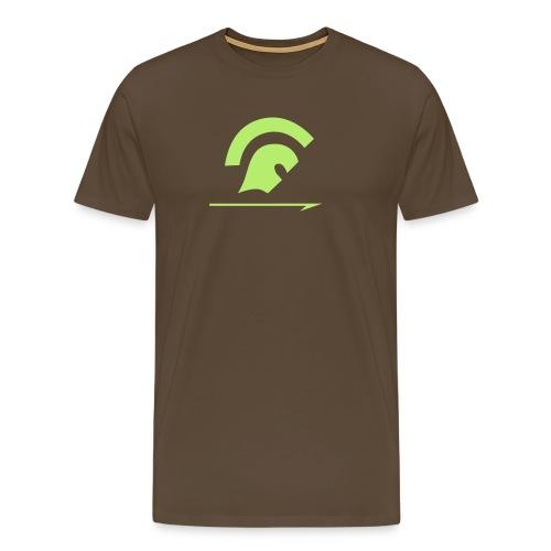 ds simple logo - Men's Premium T-Shirt