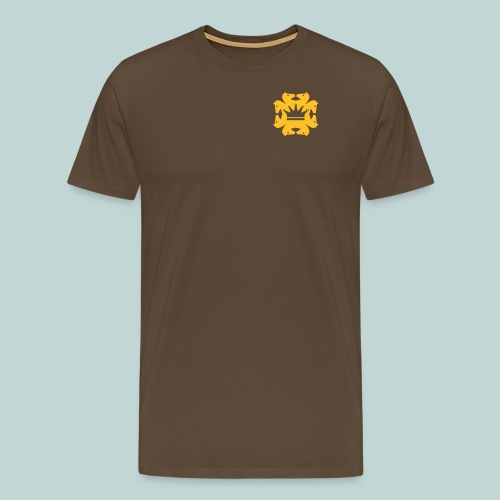 acht Springer - Männer Premium T-Shirt