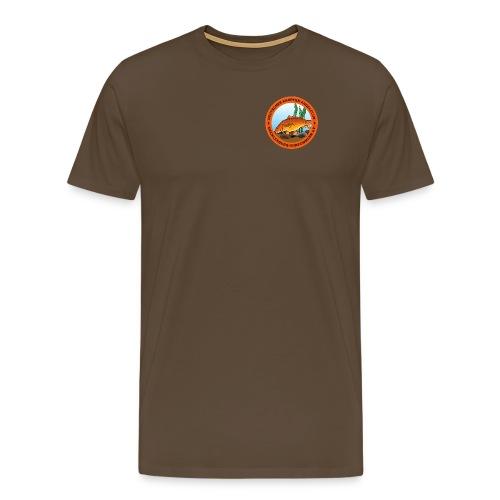 DKAC Logo - Männer Premium T-Shirt