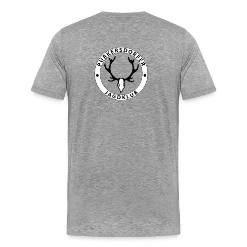pjk mixed png - Männer Premium T-Shirt