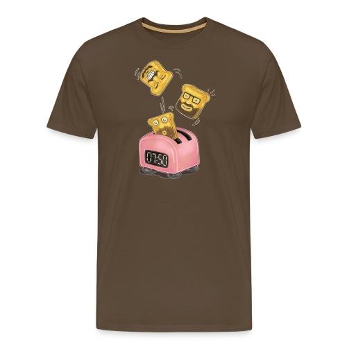 7 50 Toasts - Männer Premium T-Shirt