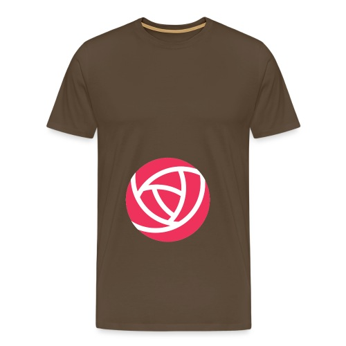 Flowjob Logo - Men's Premium T-Shirt