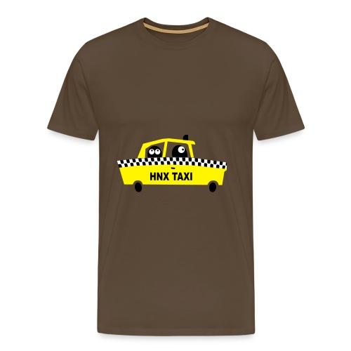 HNX Taxi - Männer Premium T-Shirt