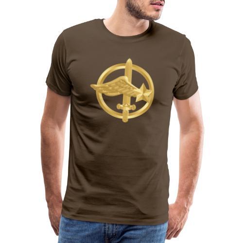 Tasse Fusiliers Commandos de l'Air - T-shirt Premium Homme
