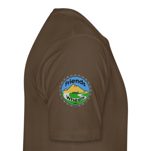 FaW-Logo - Männer Premium T-Shirt