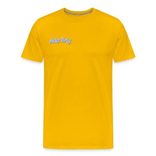 Faire du sale - T-shirt Premium Homme