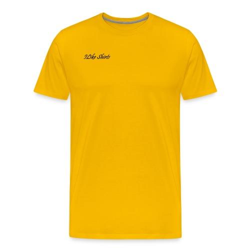 ILike Shirts Basic - Männer Premium T-Shirt
