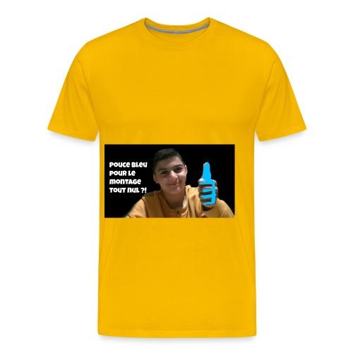 Miniature - T-shirt Premium Homme